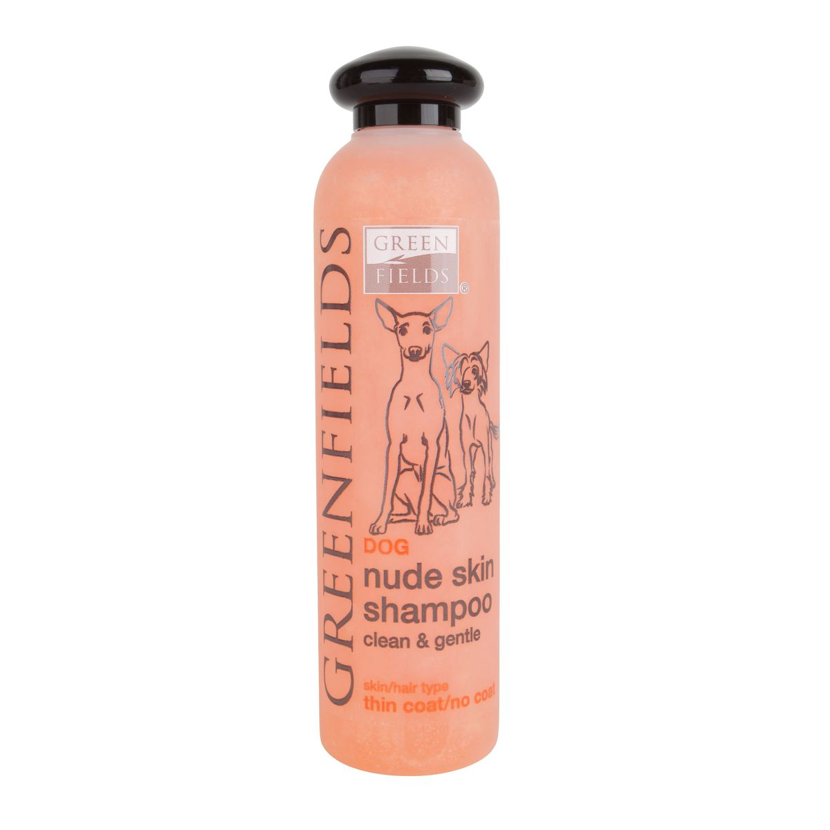Greenfields Dog Nude Skin Shampoo
