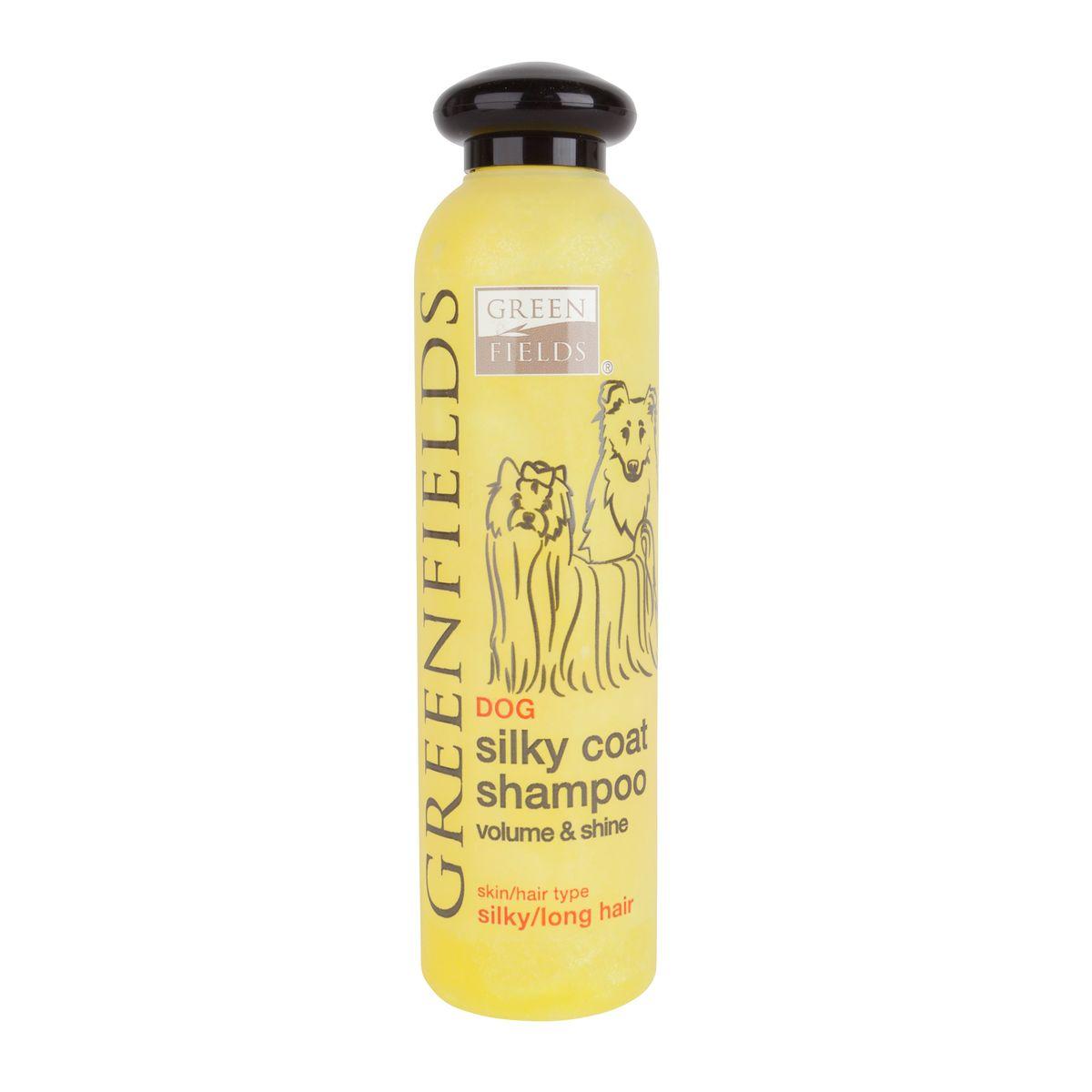 Greenfields Dog Silky Coat Shampoo