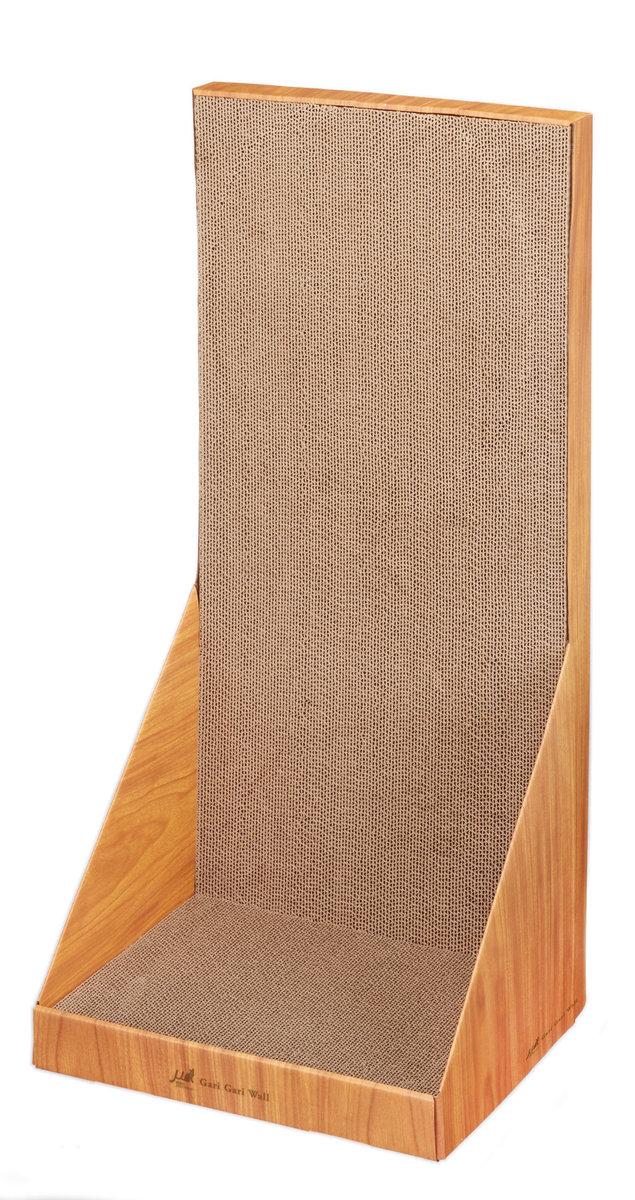 90度黃木紋貓爪板 29x33.5x71cm