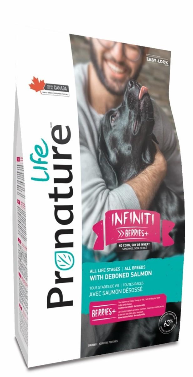 Infiniti Salmon For Dog 11.3kg