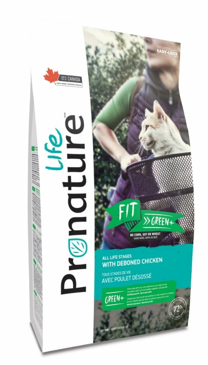 Fit Chicken For Cat 340g