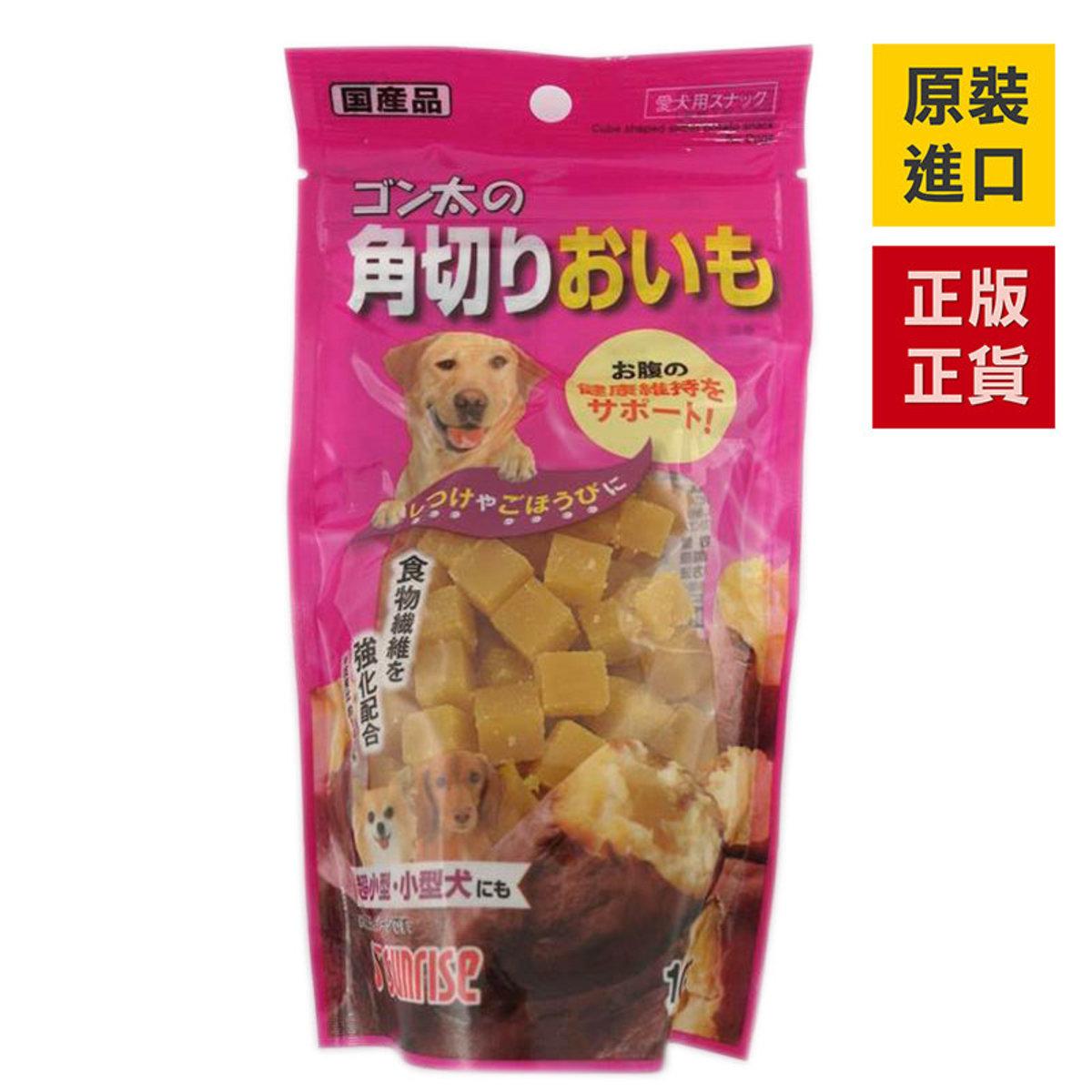 Cube Sweet Potato 100g