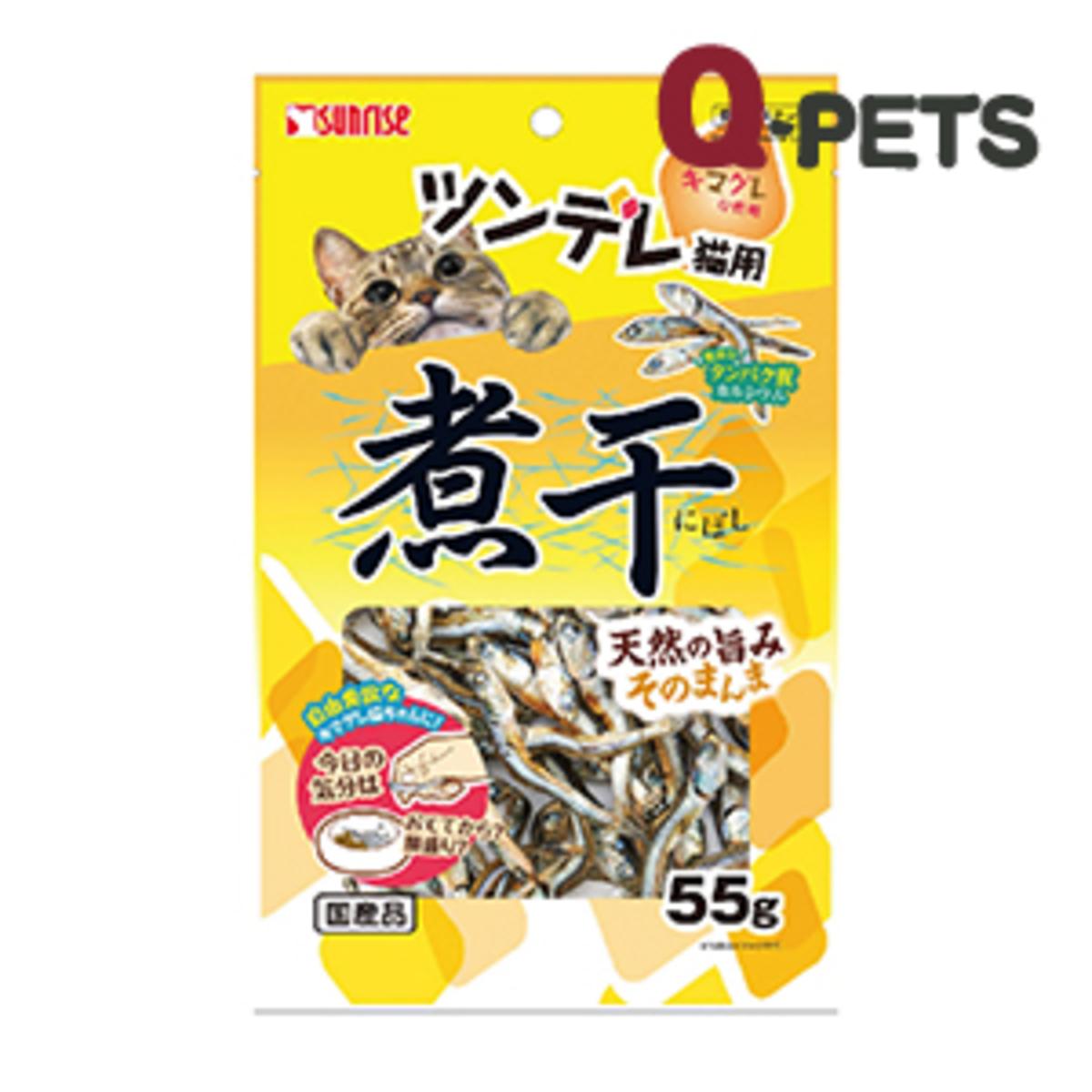 貓用美味沙丁魚乾 55g