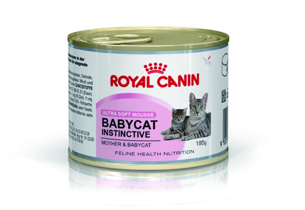 Baby Cat Instinctive can 195g