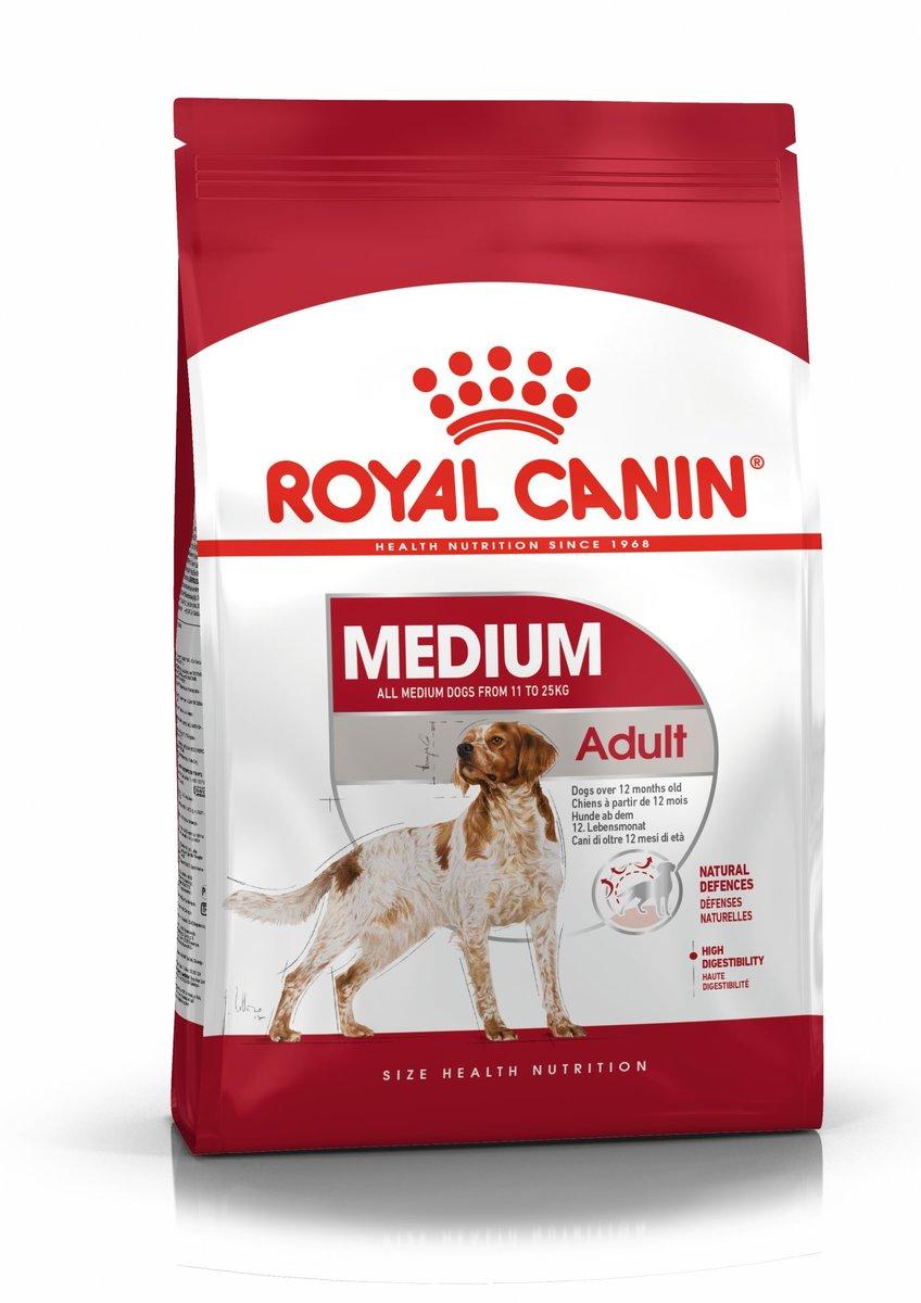 Royal Canin Medium Adult25 4kg