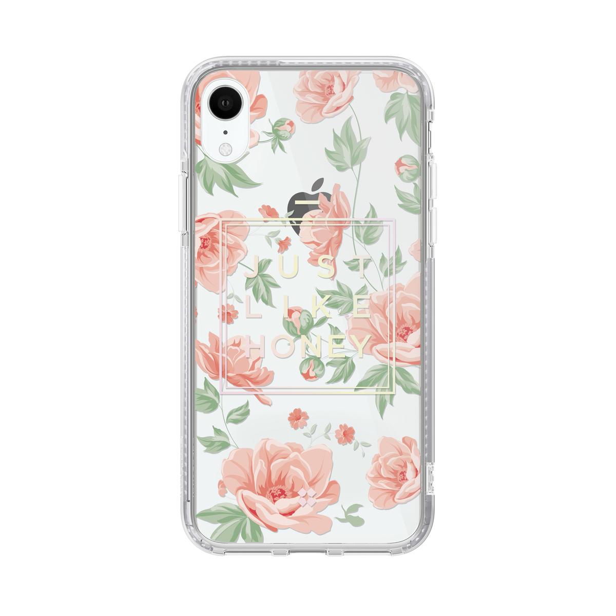 "iPhone XR 兩米防撞手機套 ""Just Like Honey"""