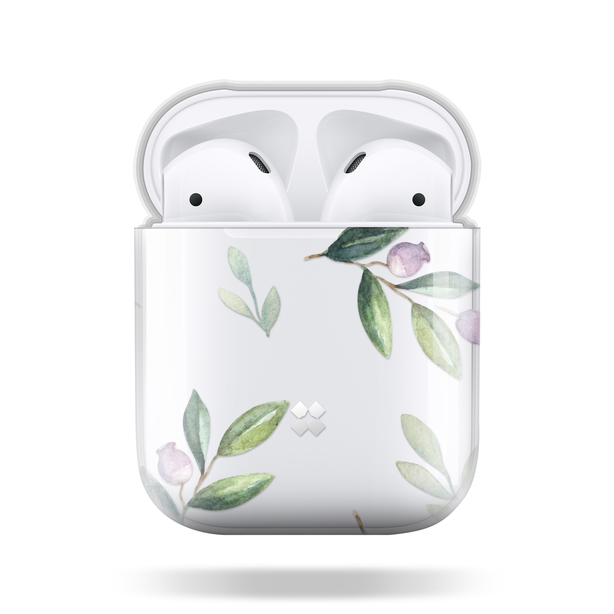 AirPods Prismart case - Blueberry