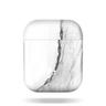 AirPods 耳機專用保護套 - Marble White