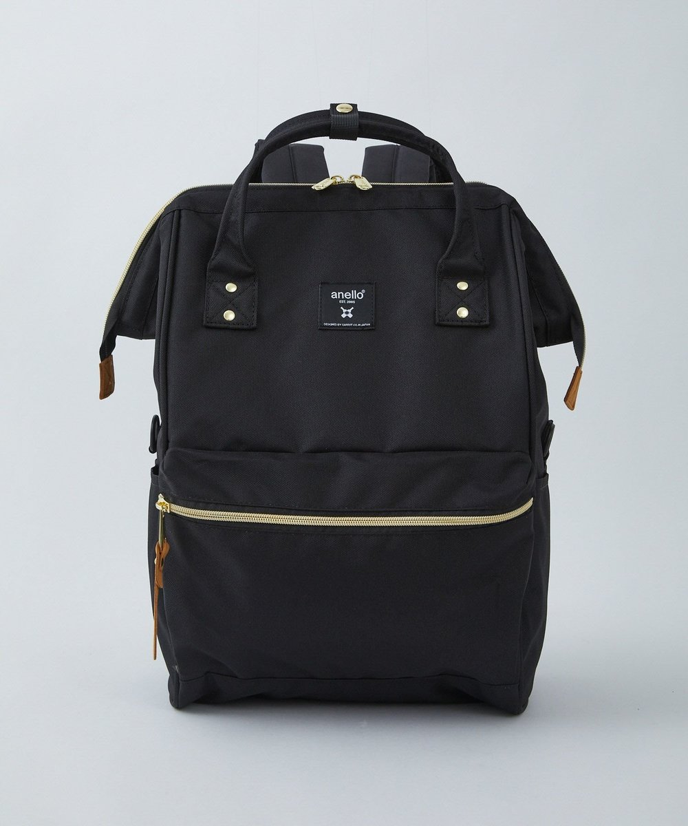 anello Cross Bottle Series Classic Backpack Small ATB0197R(Black)