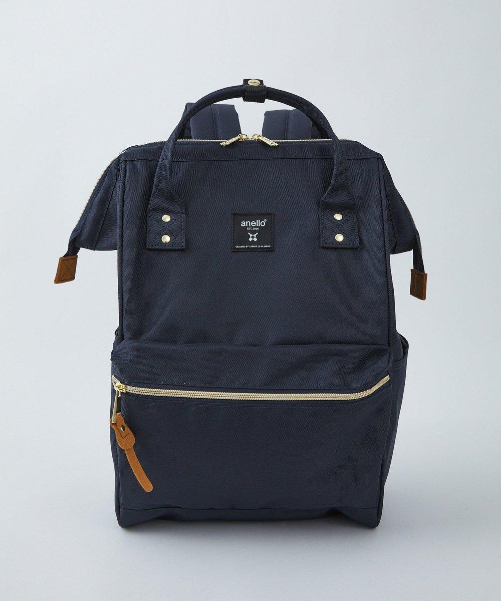 anello Cross Bottle Series Classic Backpack Regular ATB0193R(Navy)
