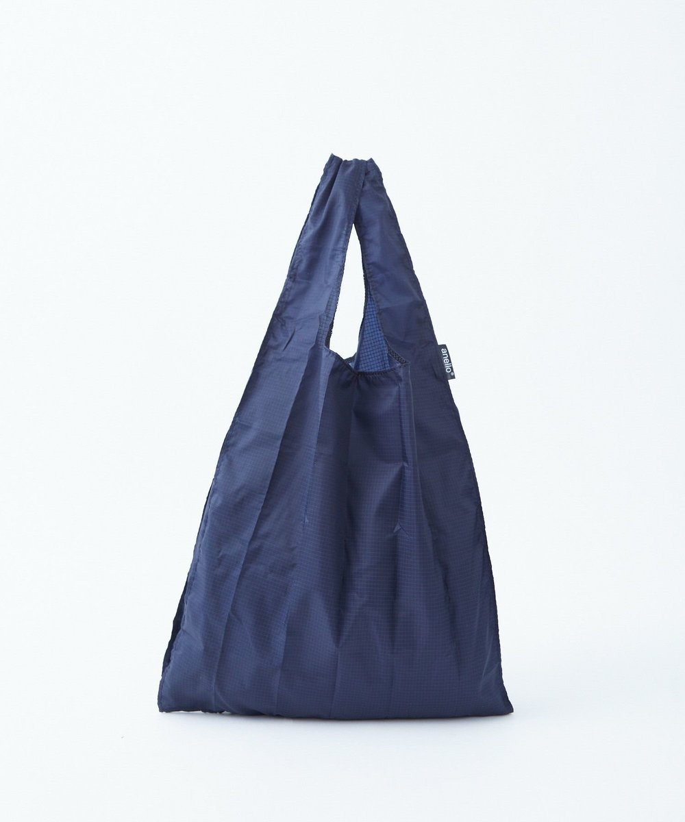 anello Chicco Series mini shopping bag recycle bag ATM0082(Navy)