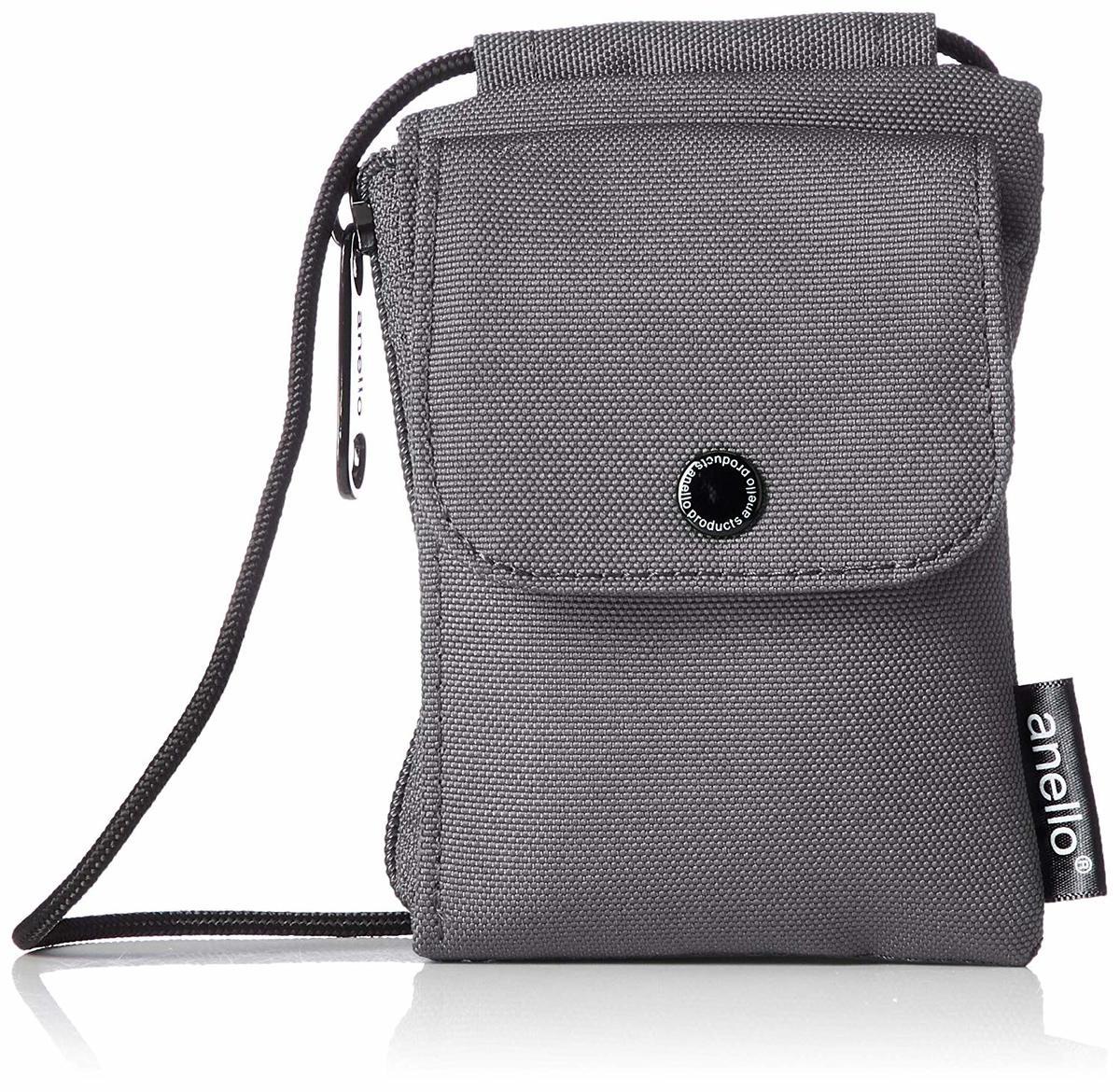 CS nekkuuxoretto - Shoulder bag AT-S0114-GY Grey