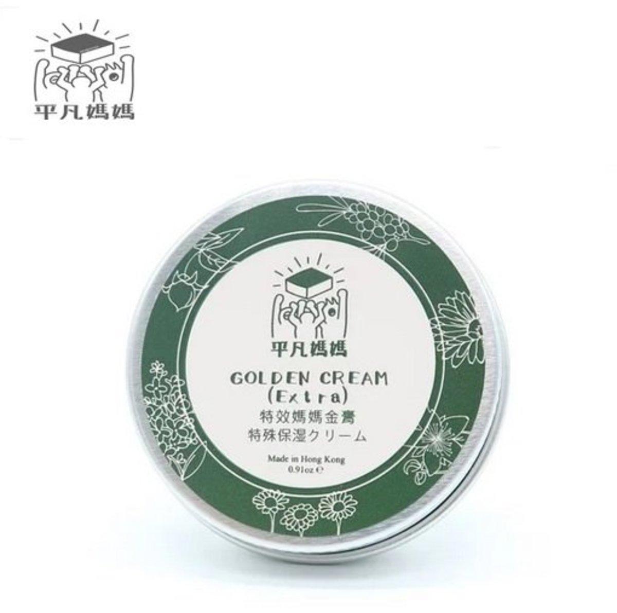 天然不含藥性 敏感皮膚適用 特效保濕 媽媽金膏 (1.01oz)
