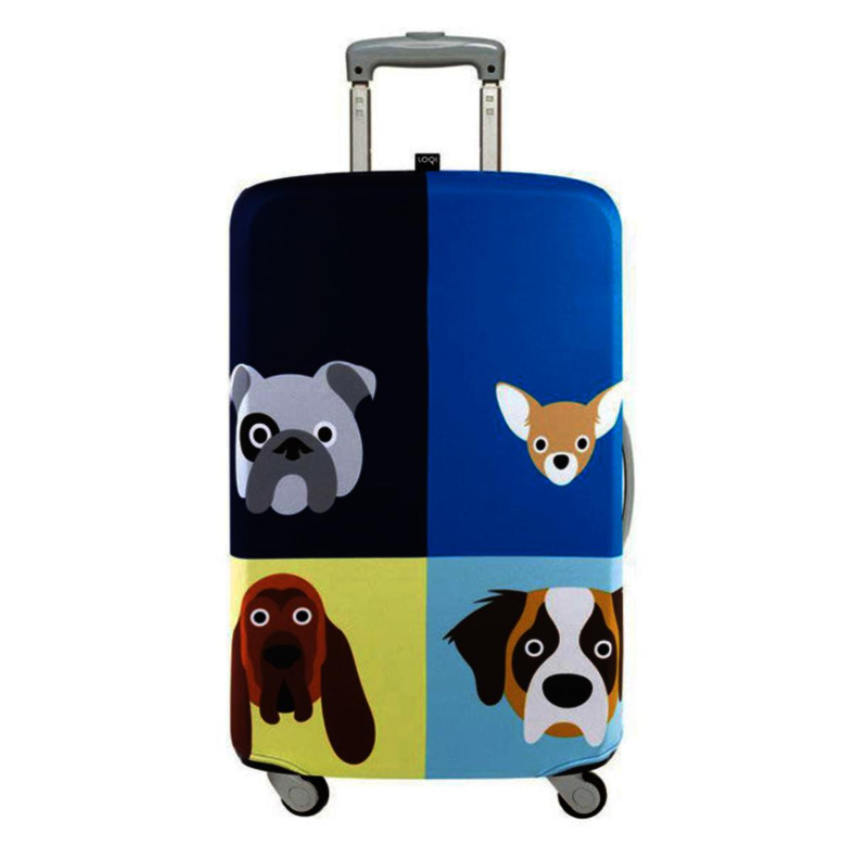 行李保護套 Luggage Cover (M) – STEPHEN CHEETHAM Dogs Luggage Cover