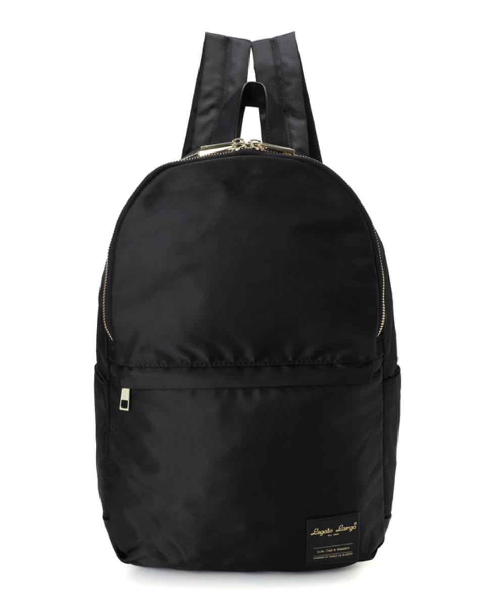 Polyester Waterproof Backpack LT-H1421 Black
