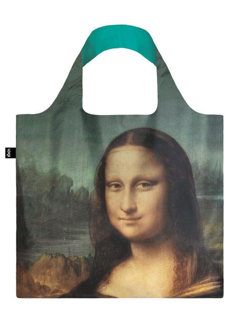 環保購物袋 - LEONARDO DA VINCI Mona Lisa, 1503 Bag