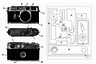 MGR Protective Wrap for Leica M3