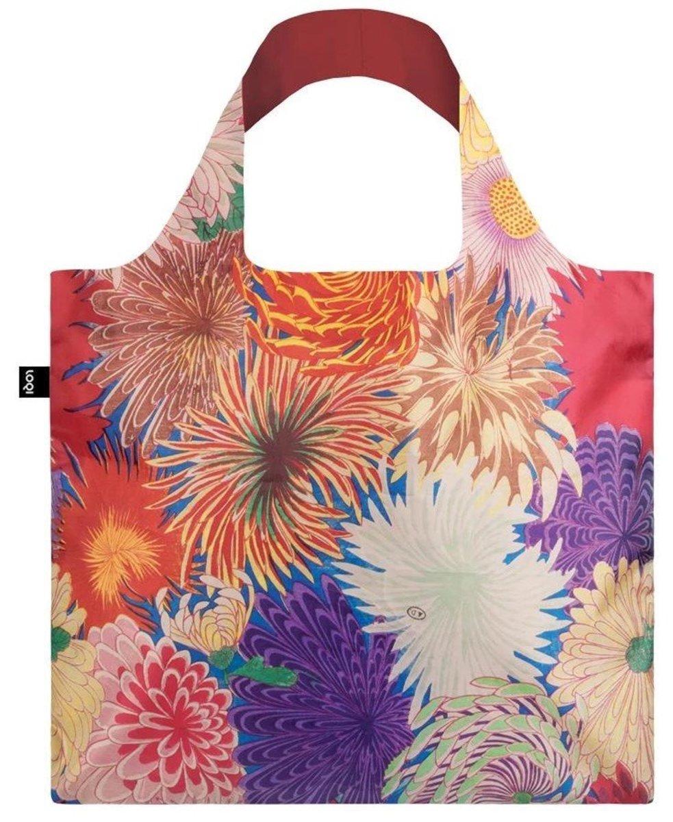 Reusable Bag - MAD Japanese Chrysanthemum Bag