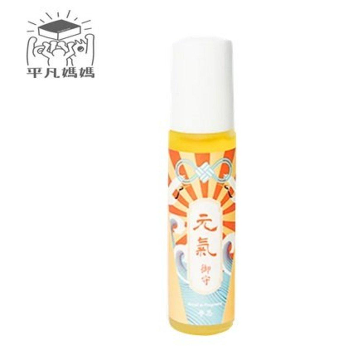 純天然香港製作 提神 元氣御守 走珠裝 (10ml)
