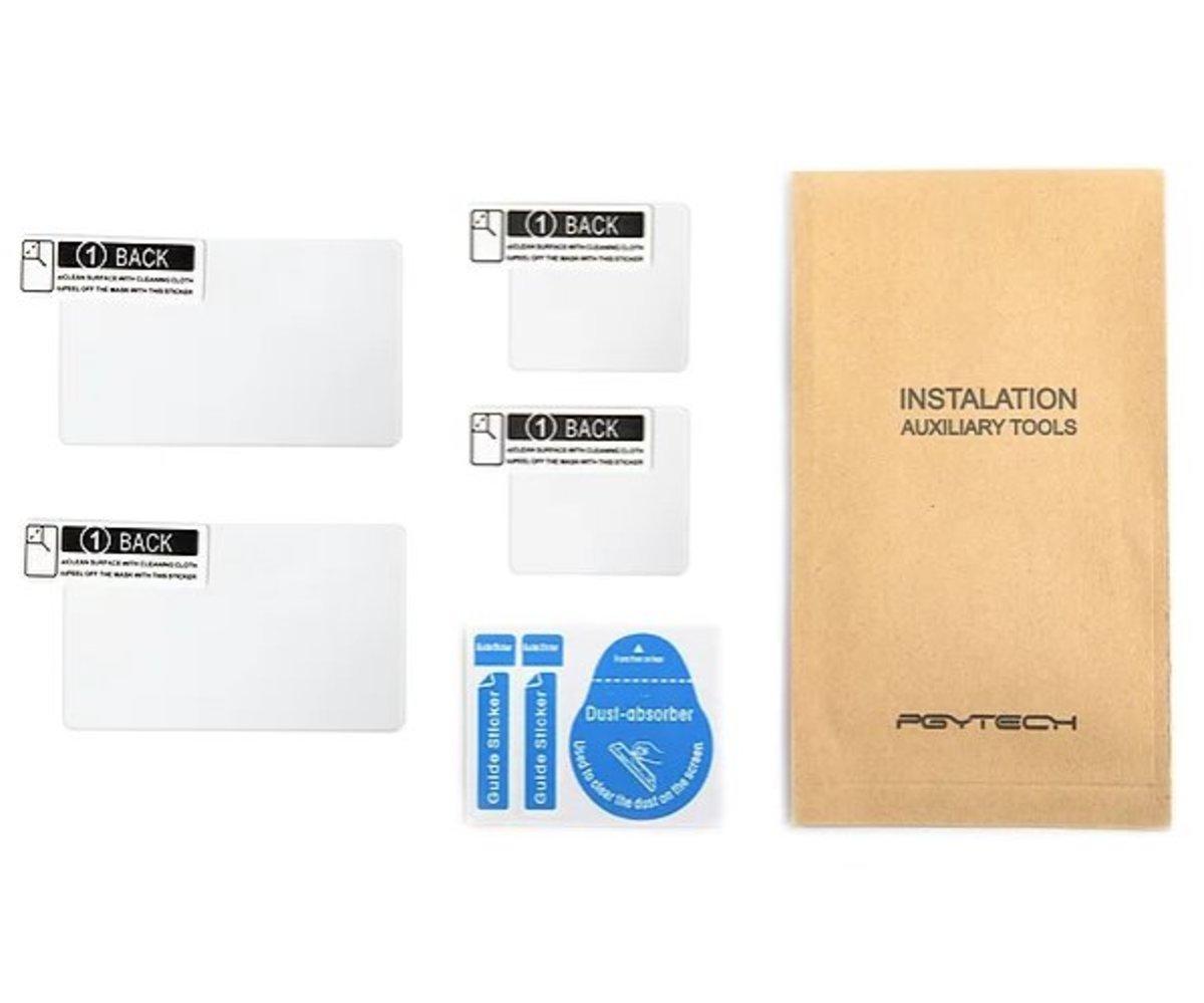 PGYTECH - DJI OSMO ACTION Screen Protector (P-11B-015)