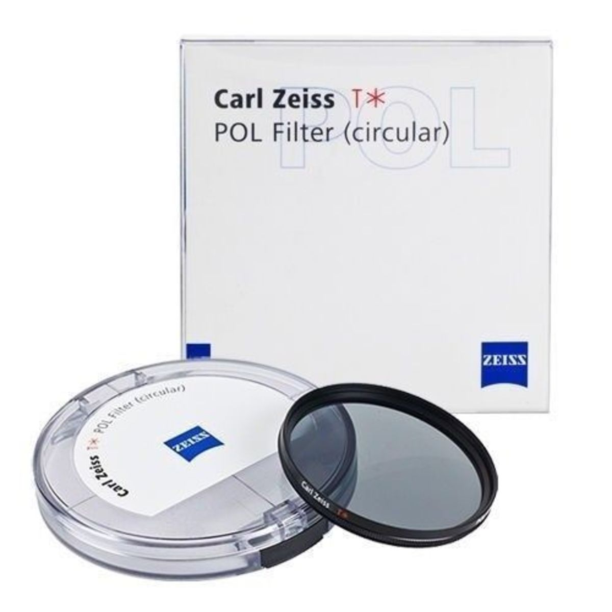 Carl Zeiss T* POL CPL Polarizer Lens Filter 49mm