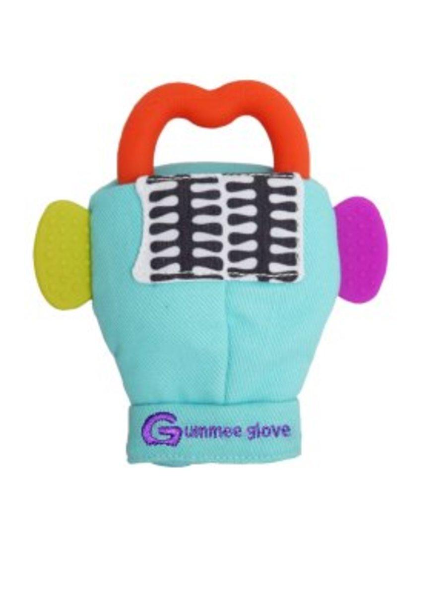 幼兒牙膠手套