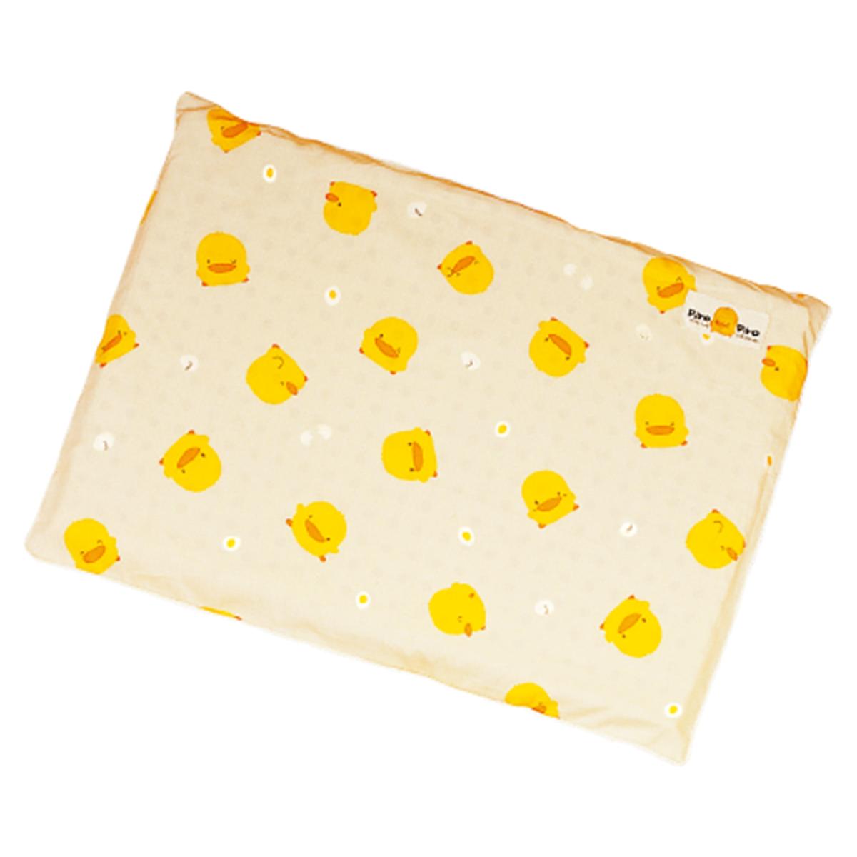黃色小鴨嬰兒天然乳膠枕 (黃色)