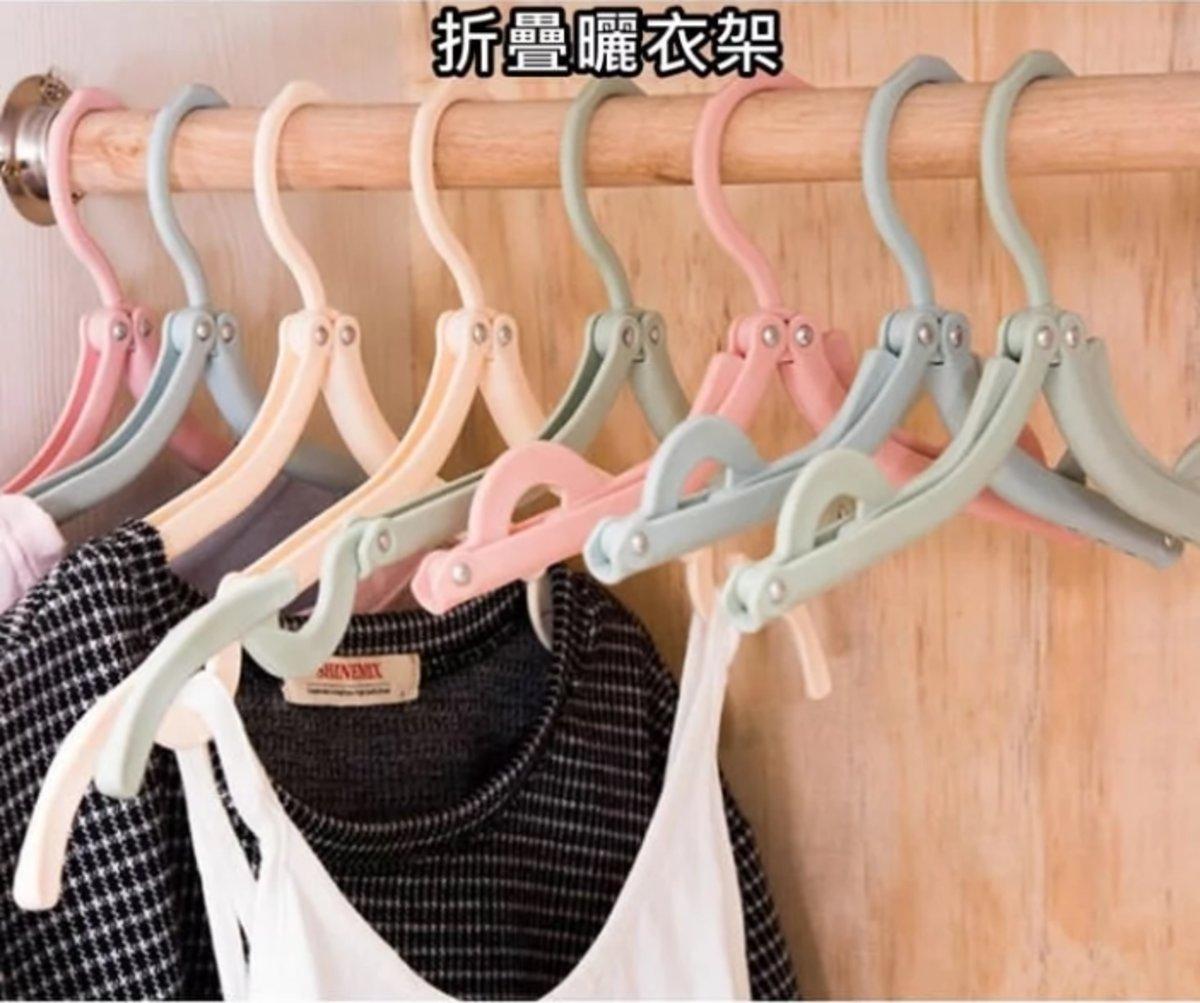 Travel hanger (2pc/set-Random Style)