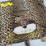 可愛公仔絨毛毛氈/毛毯 - 豹紋熊  (125cm x 90 cm) - C17514