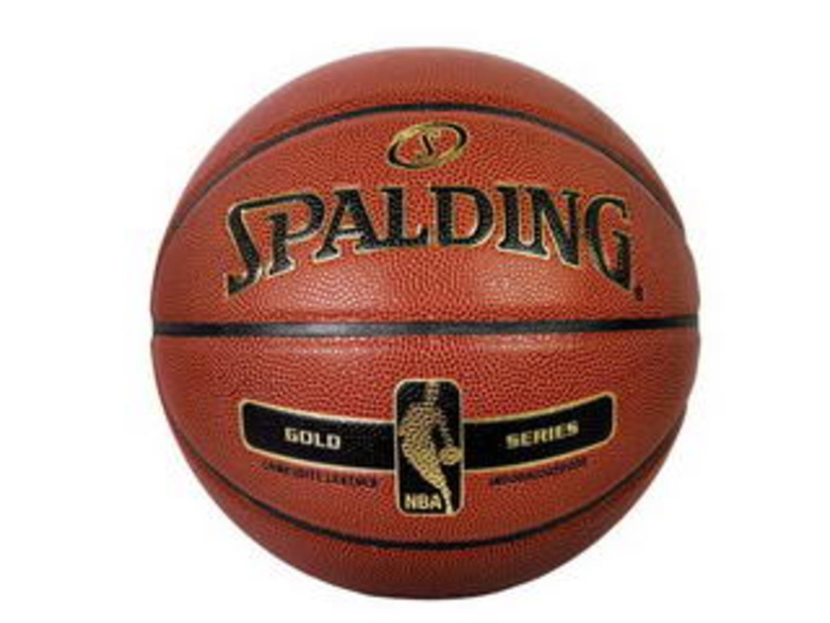 76-014 Gold Series Size 7 Basketball