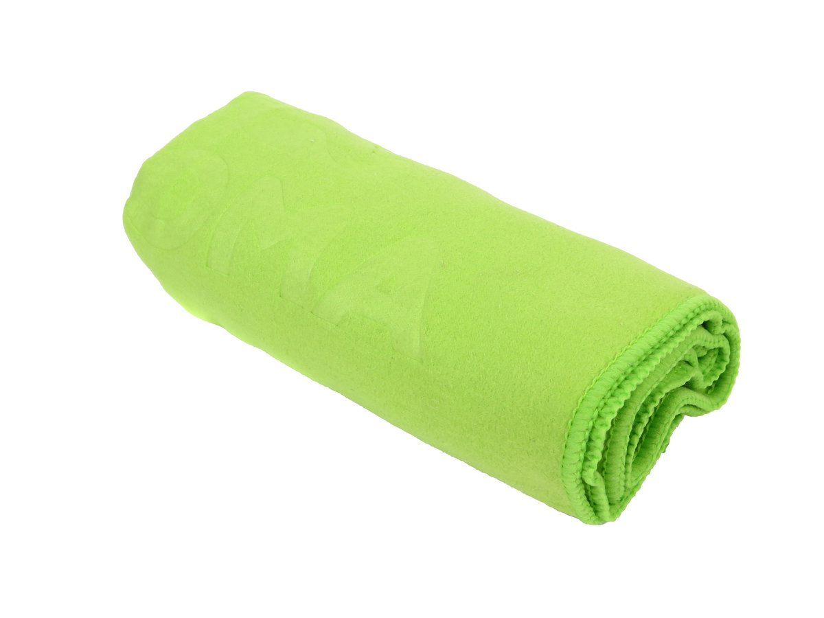 SK09-GN Microfiber Sports Towel, Green