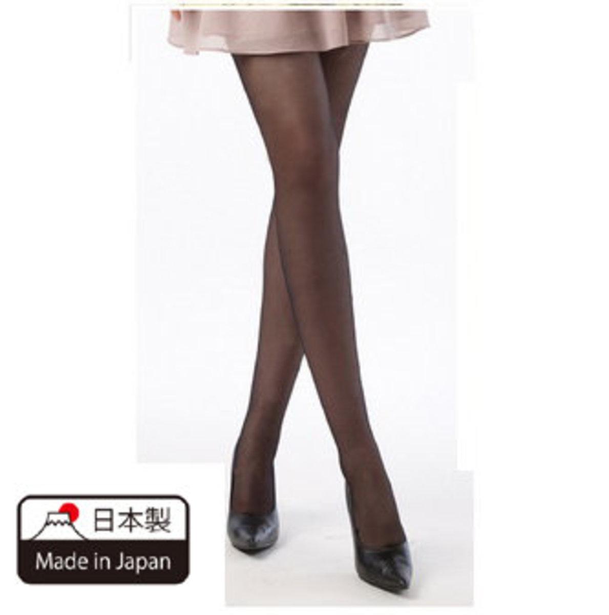 日本制防鈎絲襪褲 (黑色) Size : M-L 抗菌抗UV防靜電