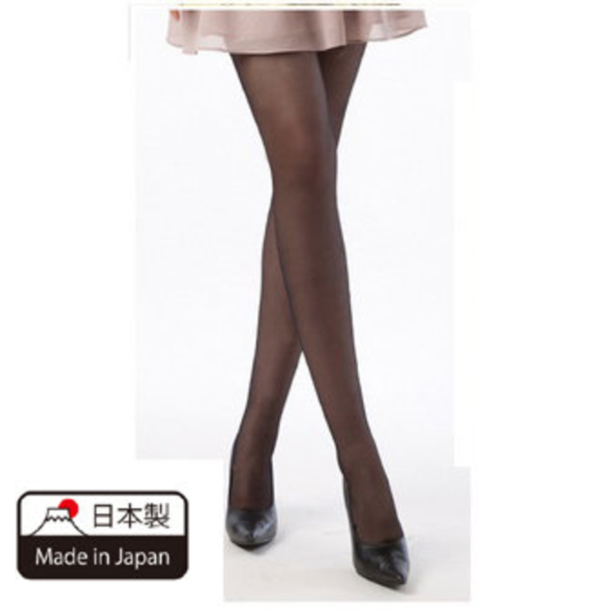 日本制防鈎絲襪褲 (黑色) Size : L-LL 抗菌抗UV防靜電