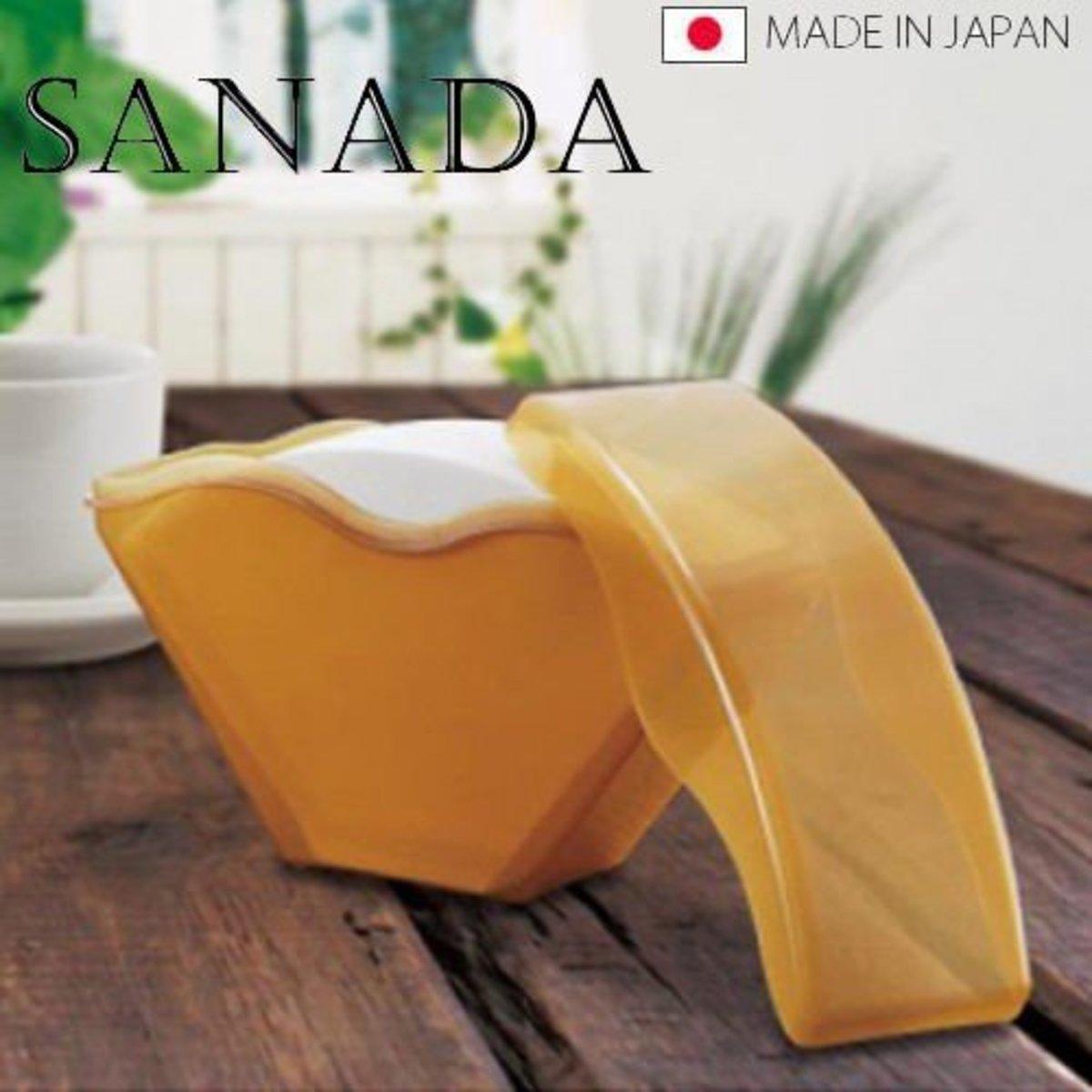 咖啡濾紙收納盒Sanada手沖咖啡- Kalita 101、102、HARIO 01皆可用- 可裝100片
