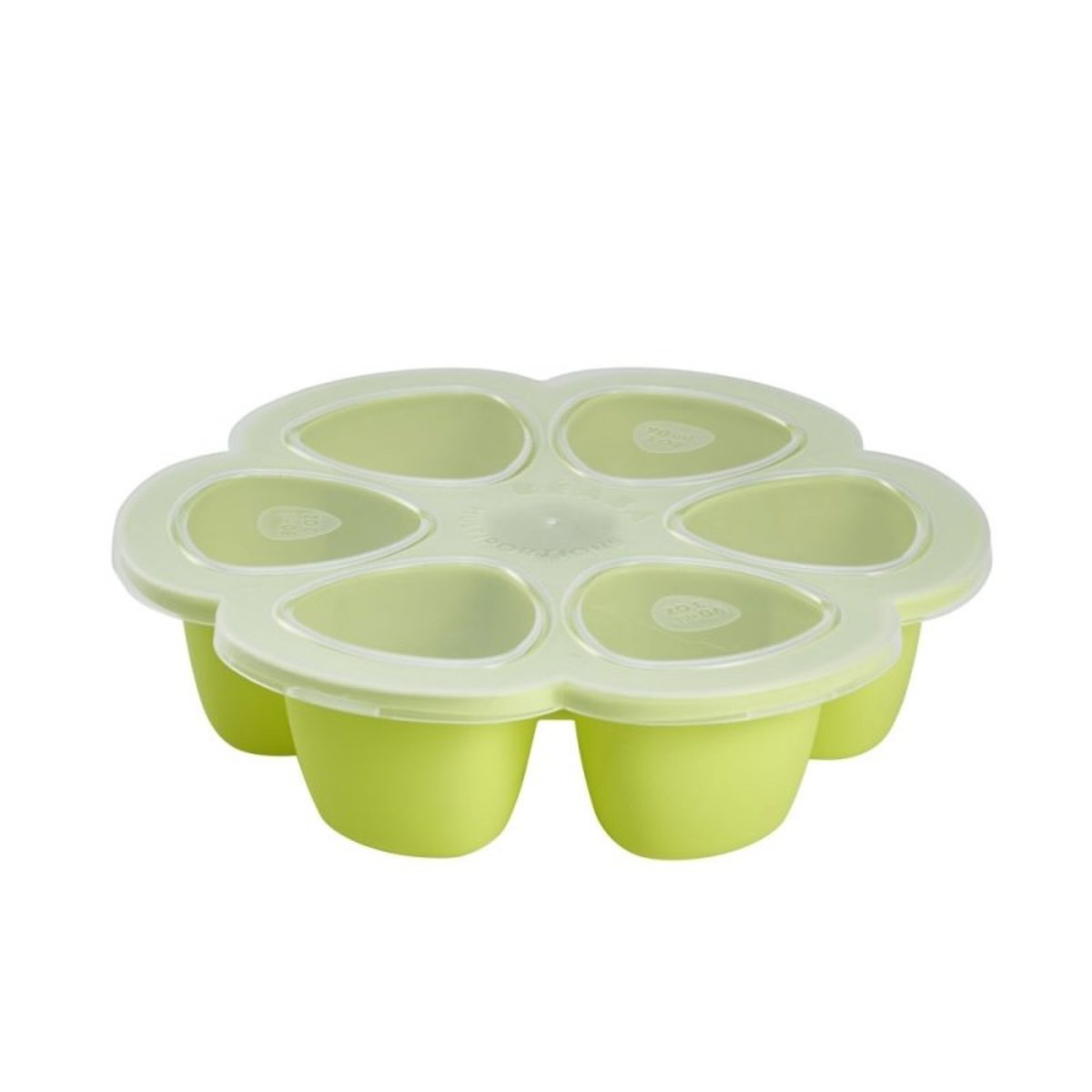 Baby Food Forzen Container (Green) (Parallel imported products)