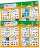學前/ 幼稚園/ 升小一 暑期手工勞作DIY 套裝- 內含16套手工及操作說明 (3-4歲)