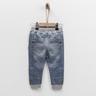 有機棉牛仔紋印花褲 (MAVI)-1-3M