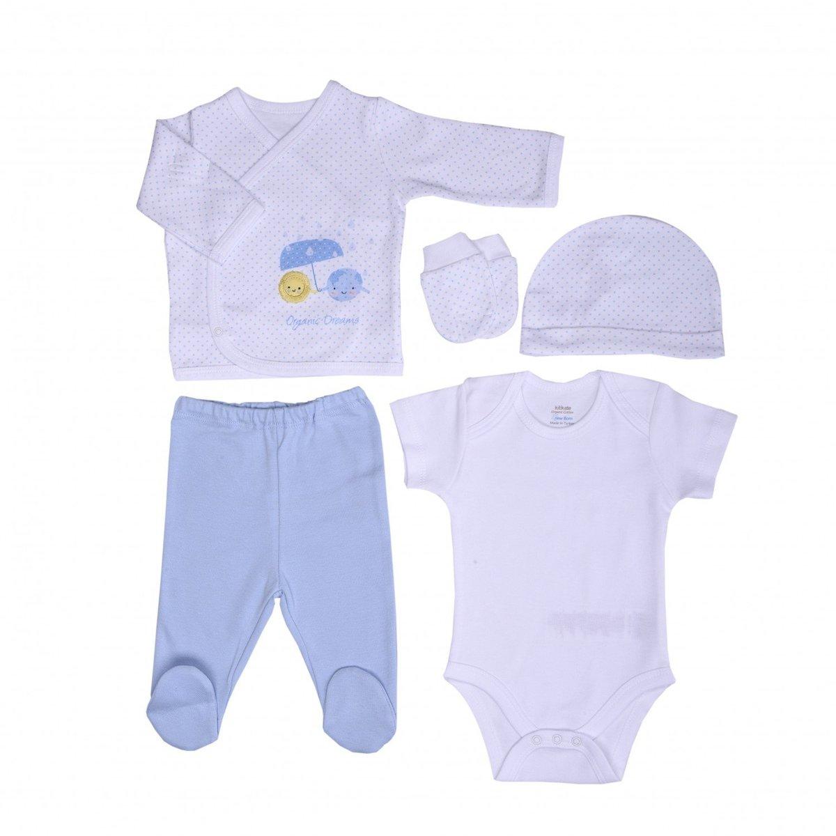 Newborn Set 5pcs -Dream (Blue)