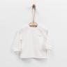 Organic Long Sleeve Child Sweat (Beige)-1 Yr
