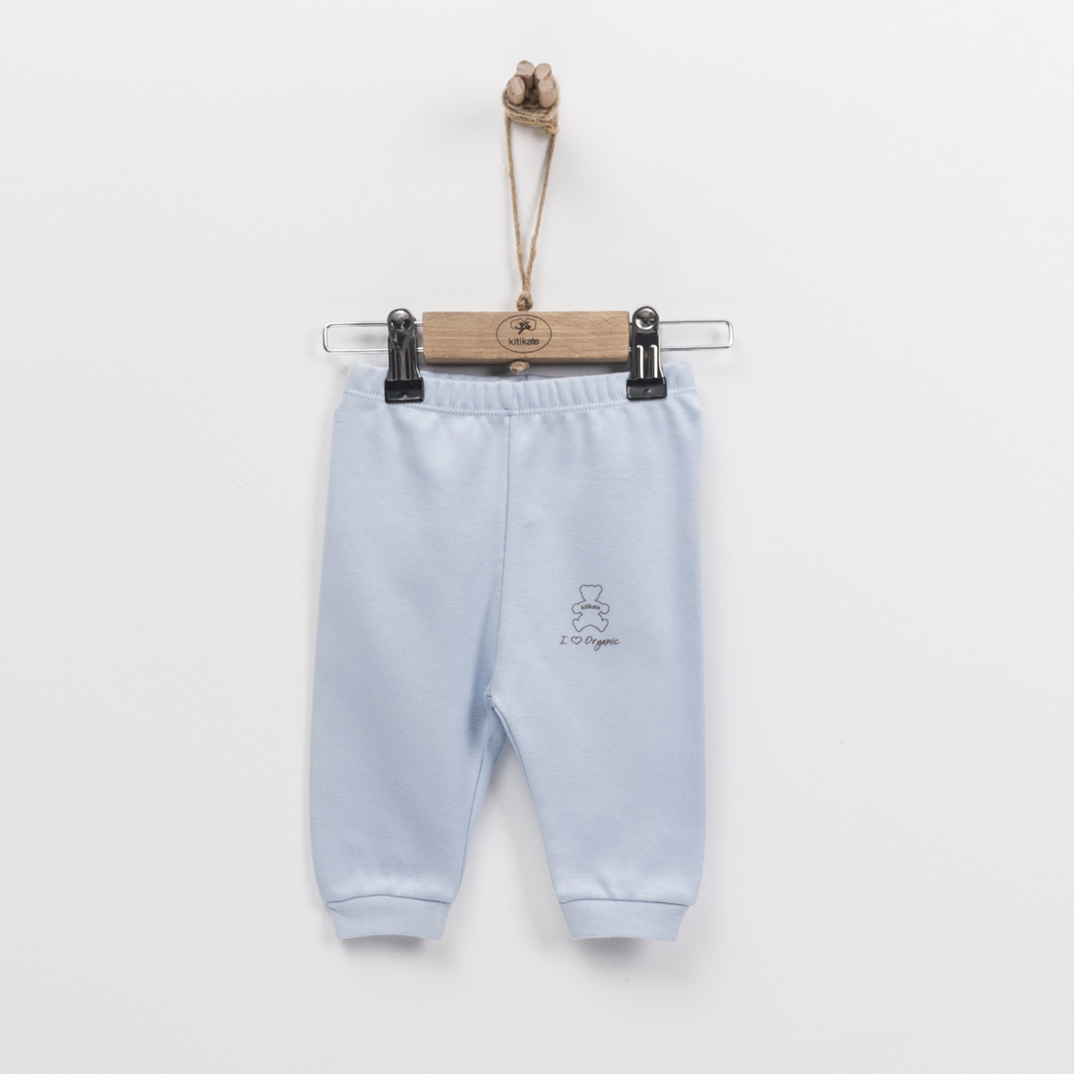 Organic Pant Without Path (Blue)-50cm (0-1M)