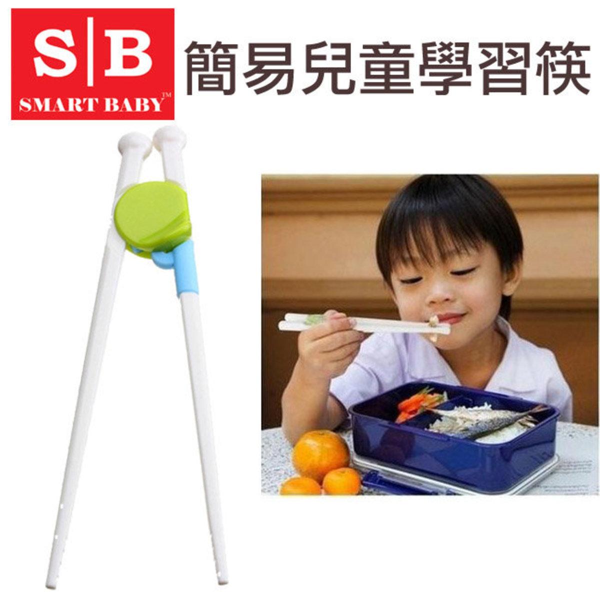 幼兒/ 兒童學習筷/ 簡易學習筷 (綠色)