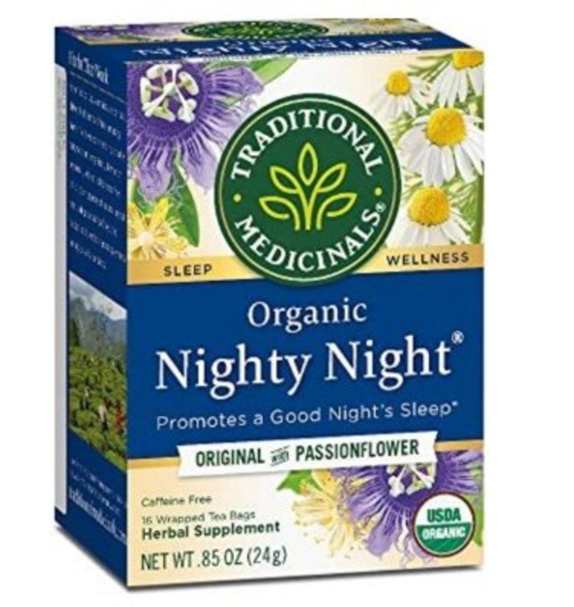 有機睡眠茶 (16包) (32g)--平行進口產品