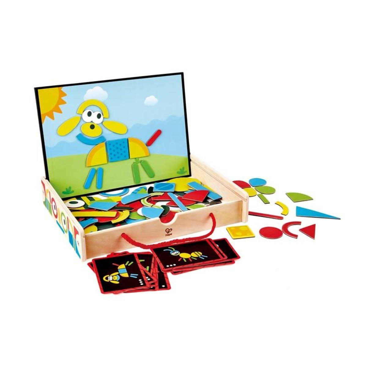 E1631-藝術磁貼魔盒