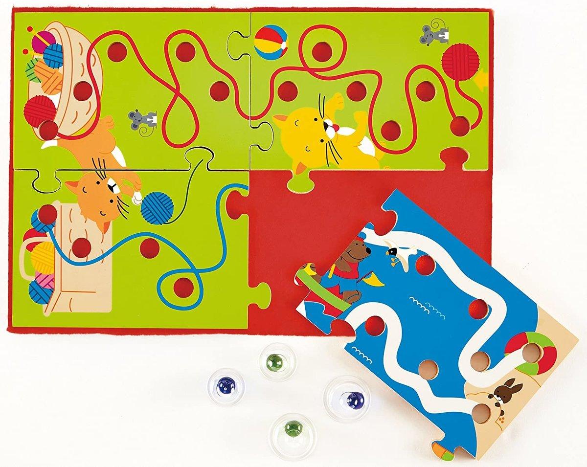 E6311-Scribble Maze