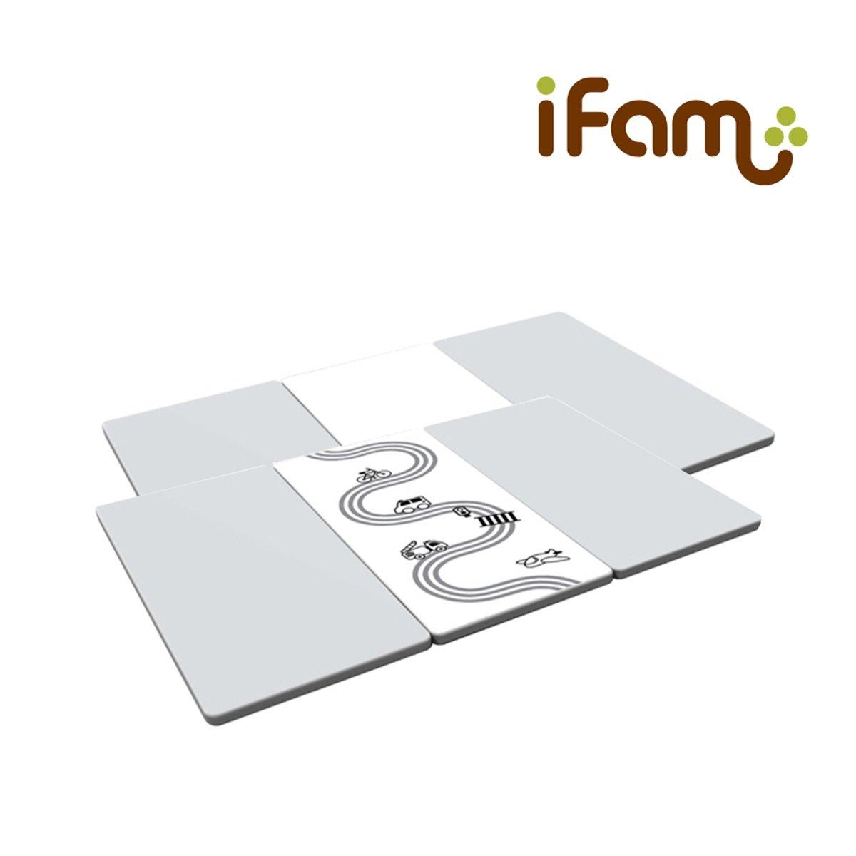 [韓國 Ifam] 奇趣交通地墊(3S) - S 道路設計