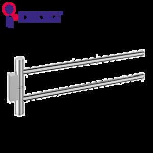帝朗 2192系列 雙層活動毛巾杆 (219296200)