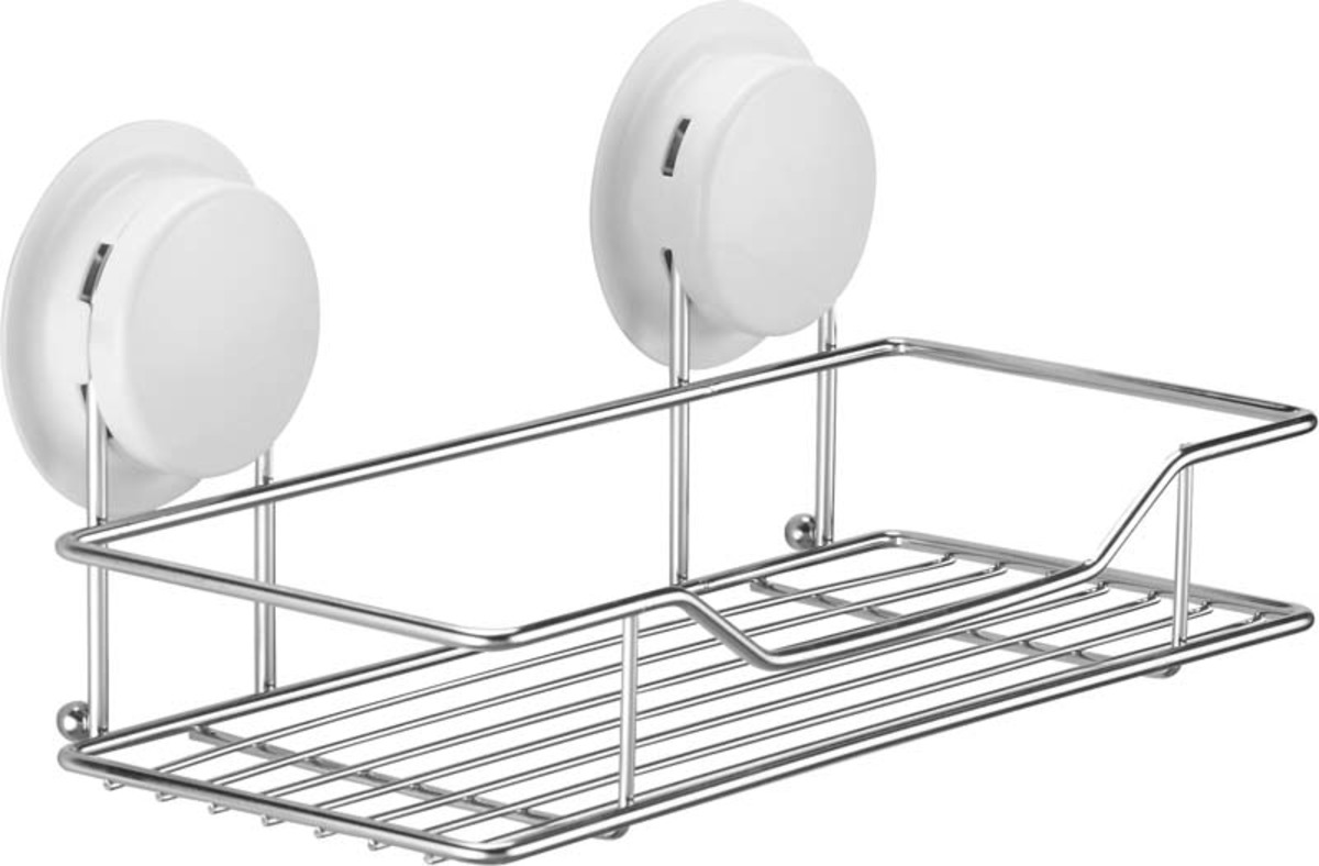 BATHDILLY SUCTION SHELF (516889SS)
