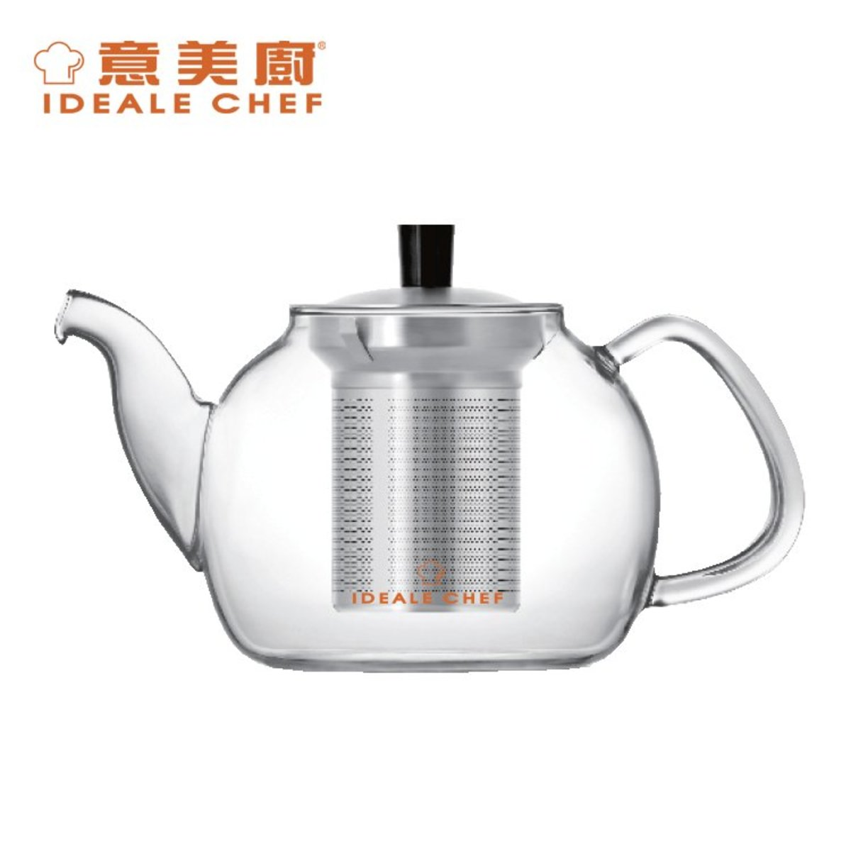 Borosilicate Glass Teapot with Infuser 900ml (ICBG006-090)