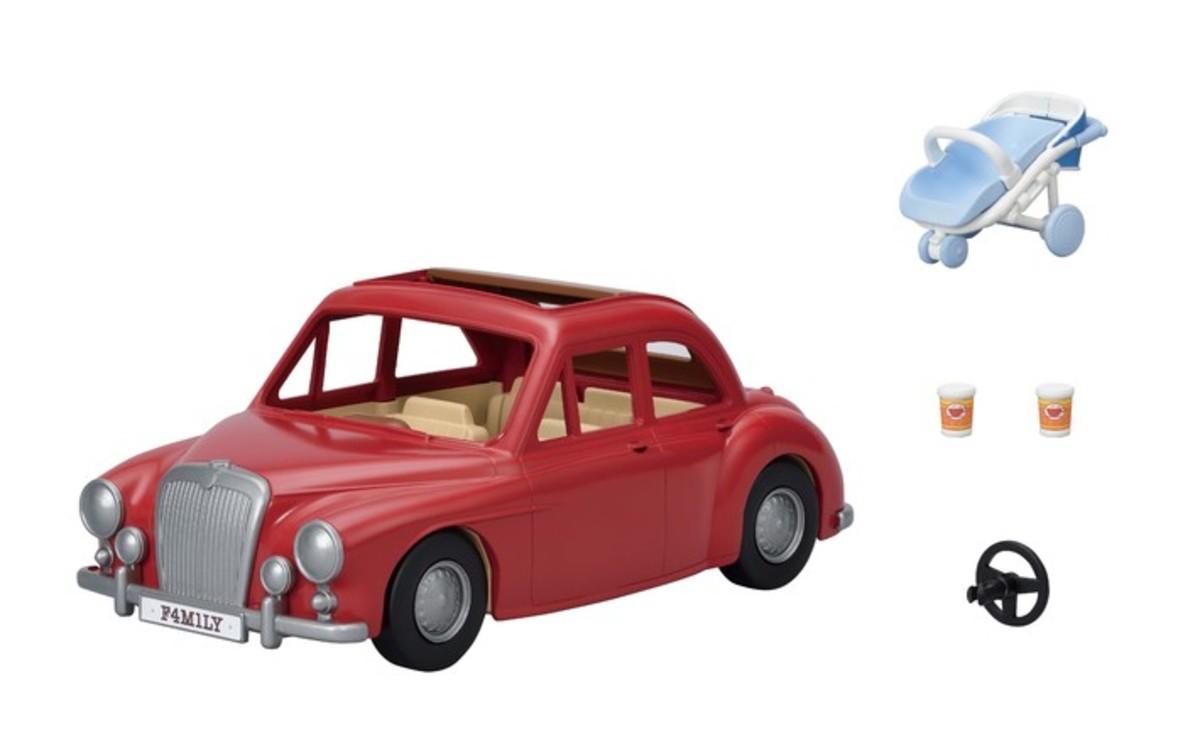 14047-Family Cruising Car