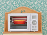 29660-Microwave Cabinet